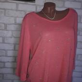 Тонкий свитерок р 18 Next сток