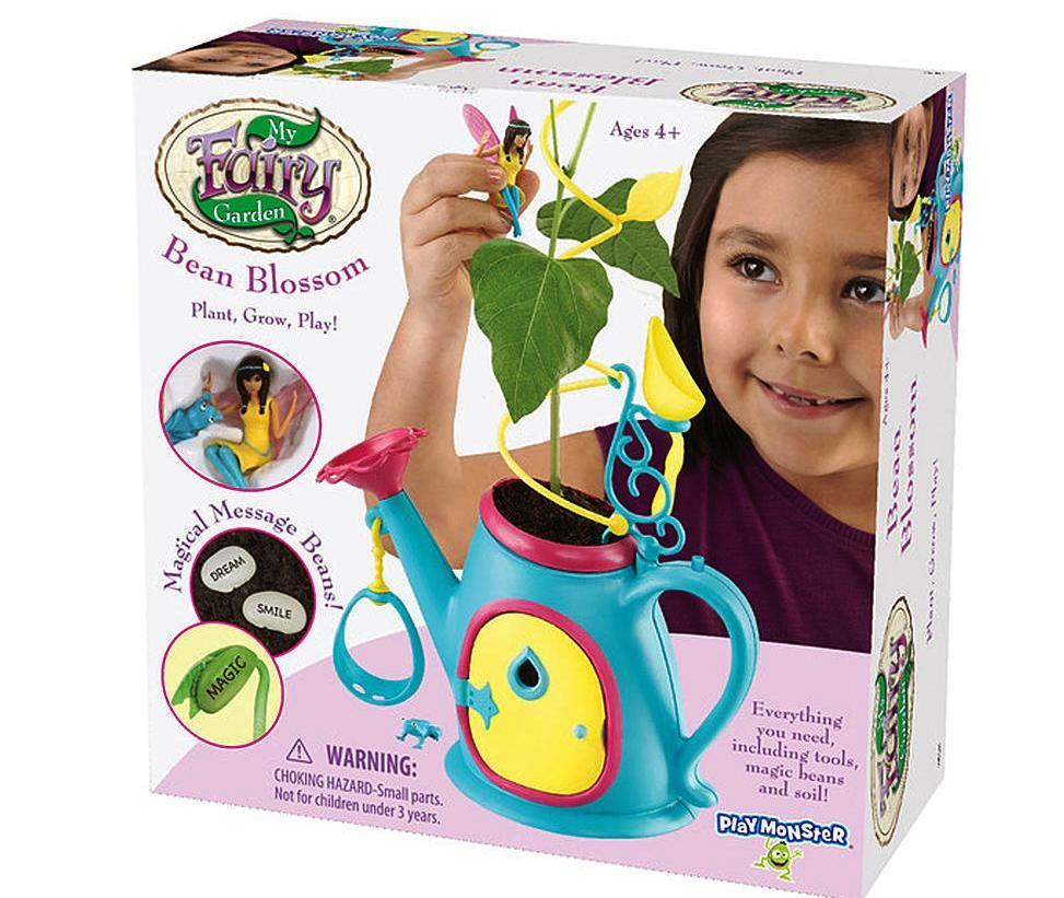 Набор мой волшебный сад - my fairy garden bean blossom. оригинал из сша. фото №1