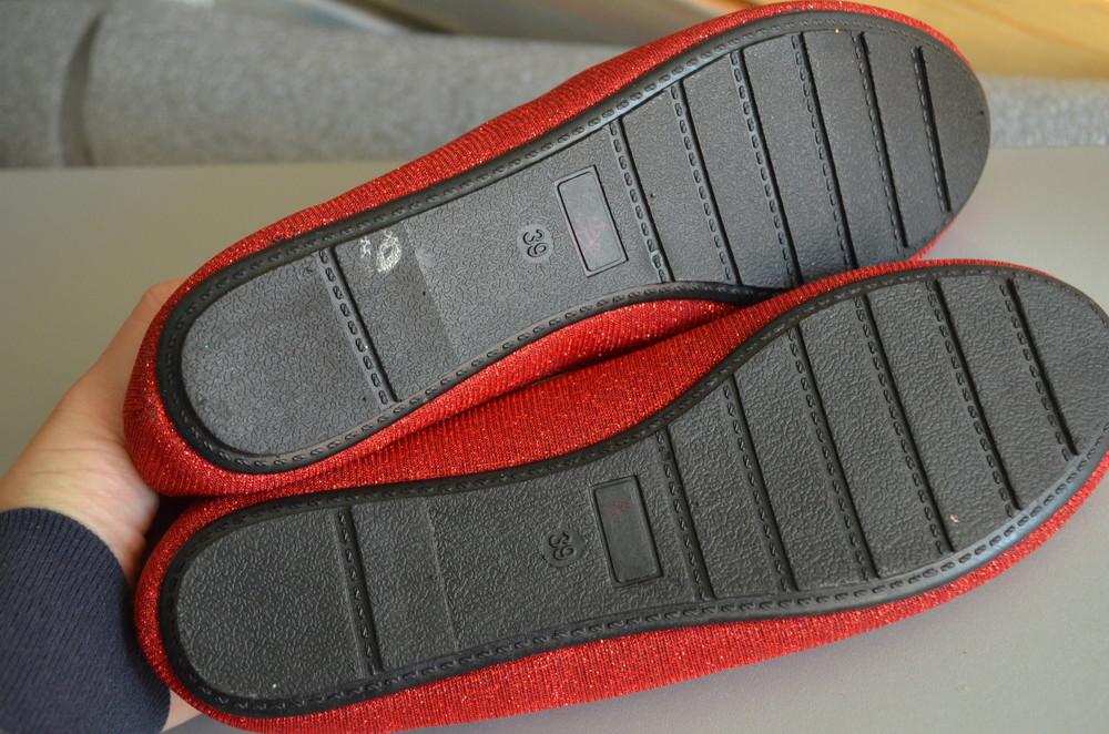 Балетки туфли la bottine souriante кожа (39) фото №5