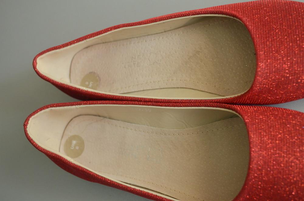 Балетки туфли la bottine souriante кожа (39) фото №8