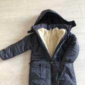 Курточка зимняя на овчине
