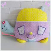 Іграшка подушка Черепаха