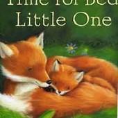 Детская книга на английском языке для сна