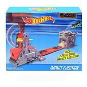Трек HotWeel с машинкой, подарочный комплект