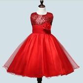 Нарядное платье р, 110