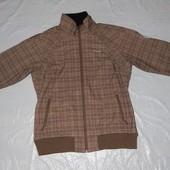 S-M куртка софтшелл реглан на флисе Bergans, Норвегия