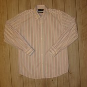 Рубашка в полоску размер M-L Marks & Spencer