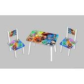 Столик со стульчиками Инфинити С 083