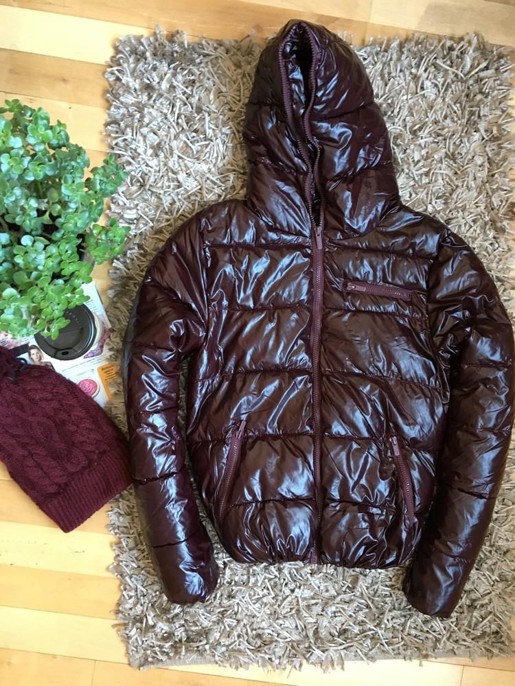 Куртка зимняя пуховик fishbone. как новый! фото №1