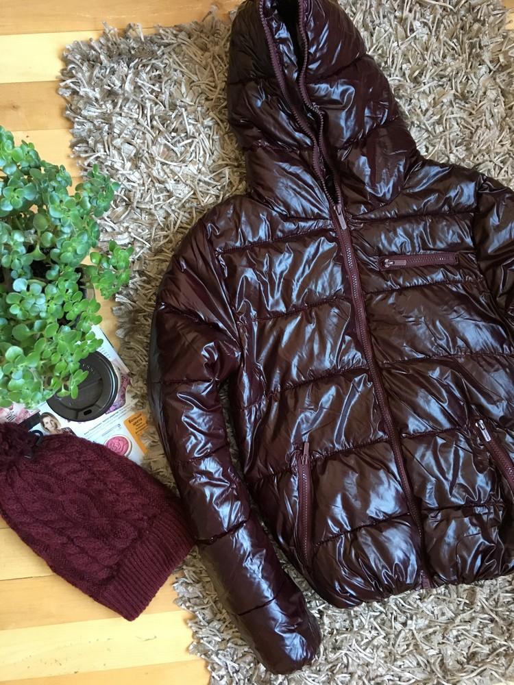 Куртка зимняя пуховик fishbone. как новый! фото №2