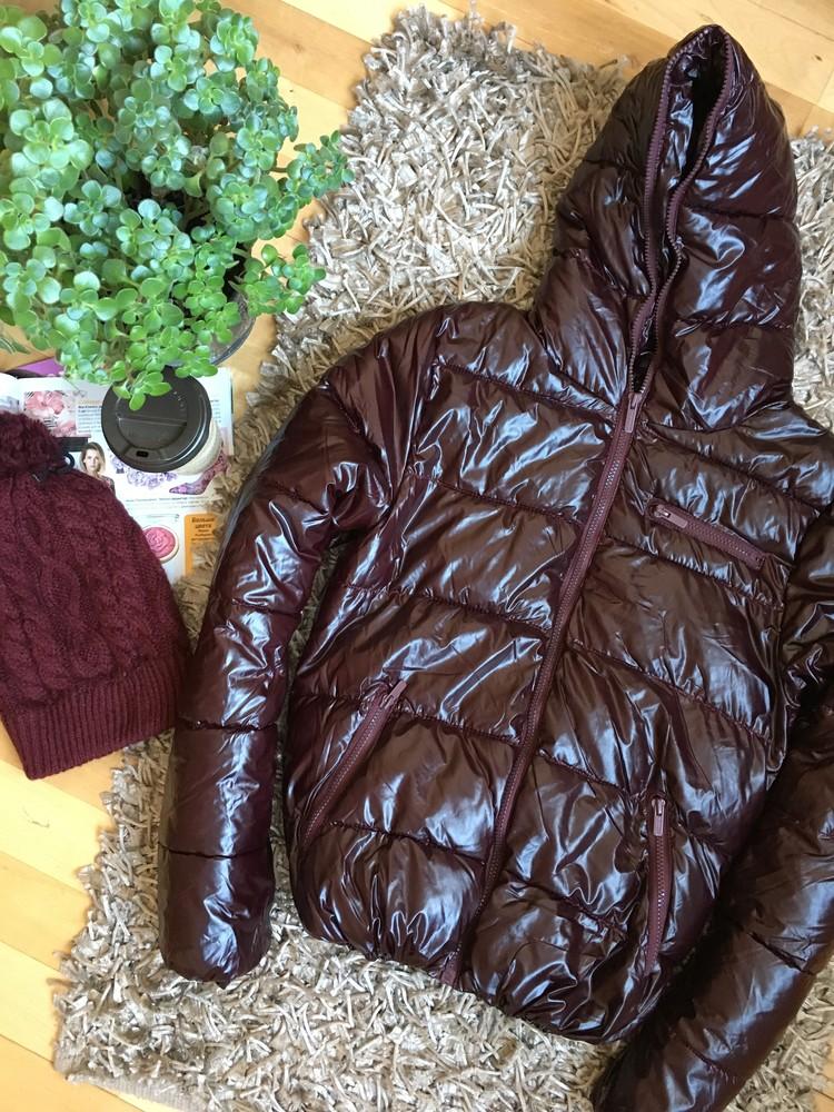 Куртка зимняя пуховик fishbone. как новый! фото №3