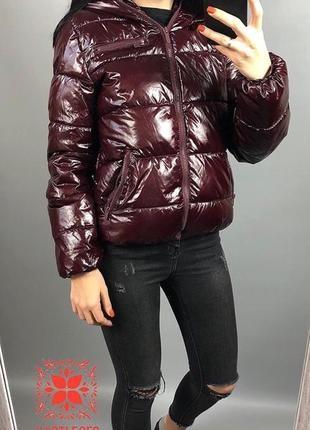 Куртка зимняя пуховик fishbone. как новый! фото №5