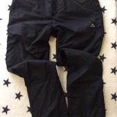 Спортивные штаны на флисе adidas оригинал р -М