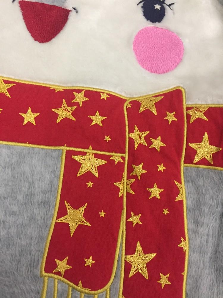 Новогодняя флиска, свитер nutmeg р.s фото №2