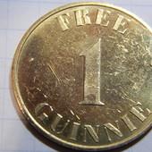 Лот №-17. Распродажа коллекции иностранных памятных монет, жетонов, медальонов.(Редкие!).