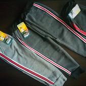 Теплі спортивні штани для хлопчиків. 3-10 років