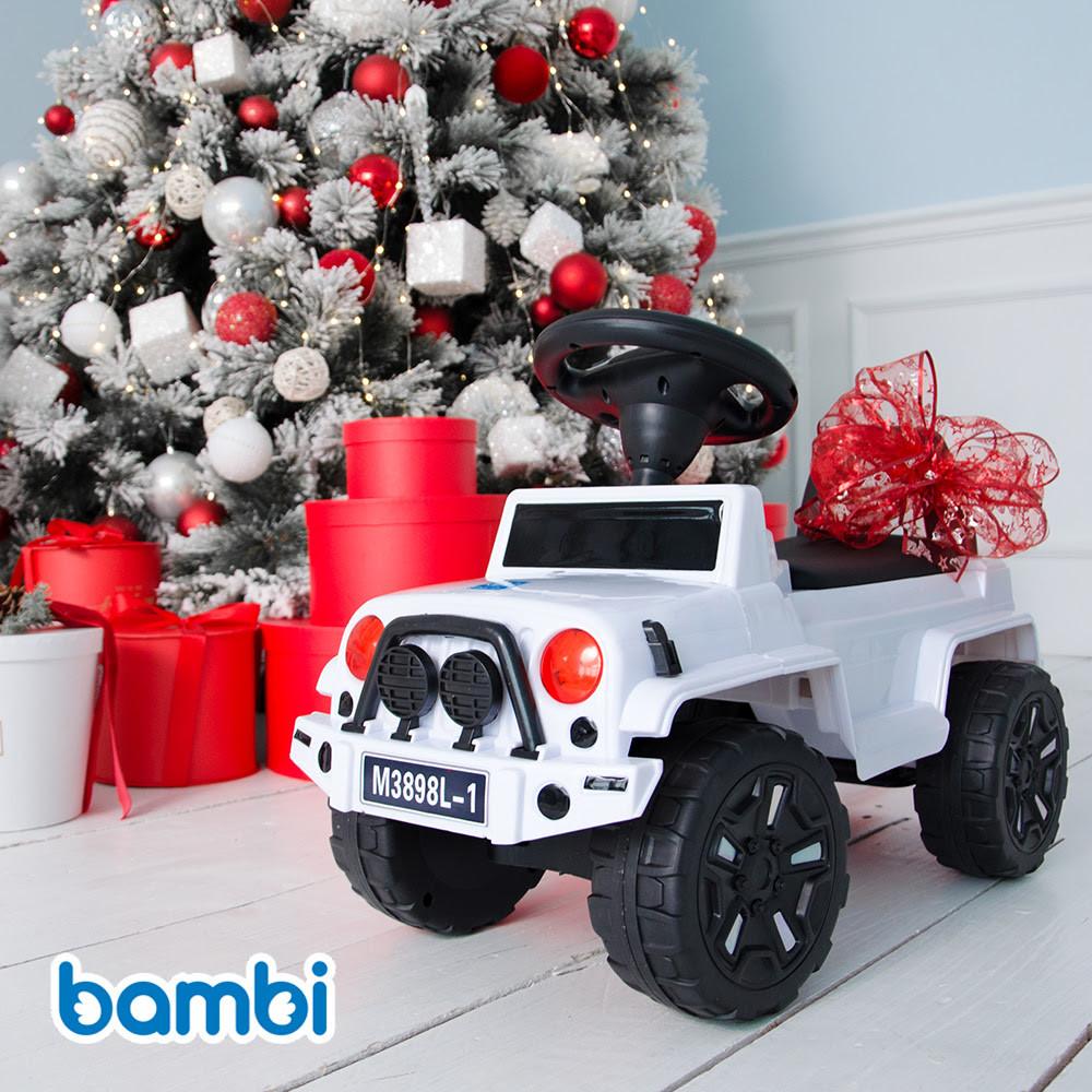 Джип бамби 3898l детская каталка толокар машинка bambi jeep фото №1