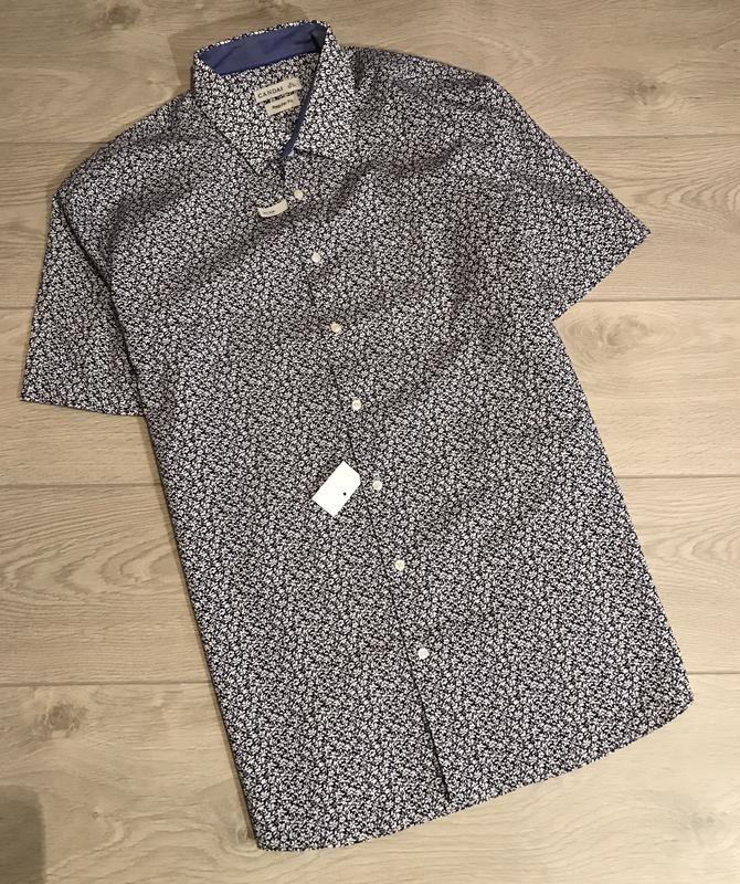 C&a рубашка xl фото №1