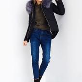 Cтильная зимняя куртка