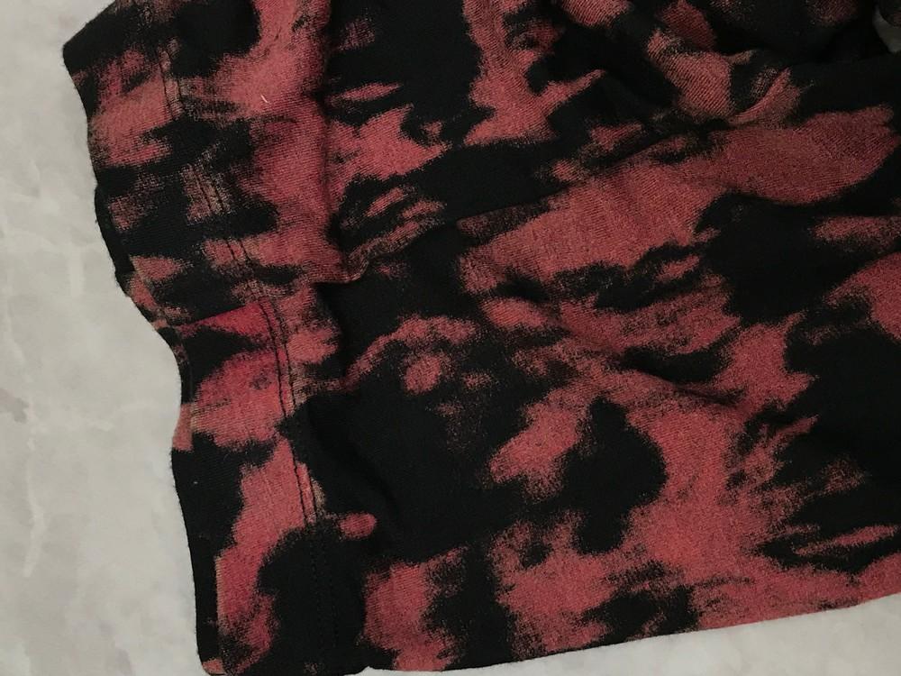 Трикотажные лосины с принтом  pn1850001 фото №2