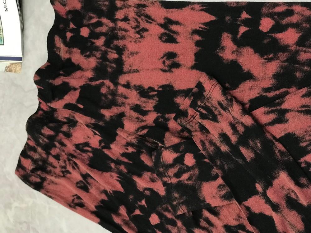Трикотажные лосины с принтом  pn1850001 фото №3