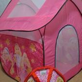 Детская игровая палатка 8009 (3 вида)