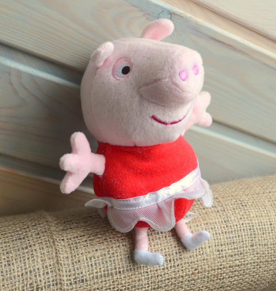 Свинка пеппа peppa pig говорящая ор-л фото №1
