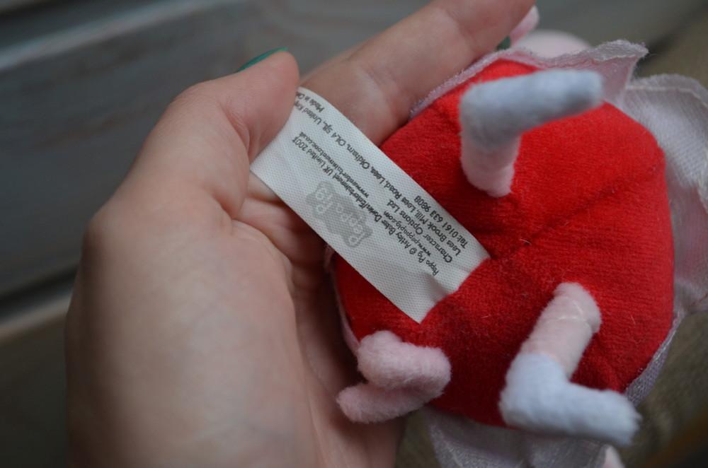 Свинка пеппа peppa pig говорящая ор-л фото №5