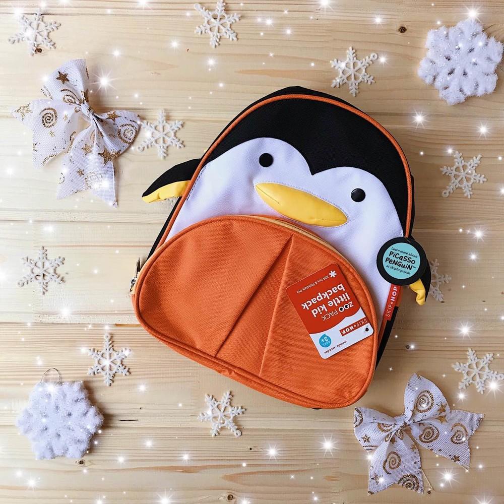 Рюкзак skip hop пингвин фото №2