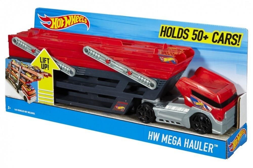Автовоз хот вилс hot wheels mega hauler truck оригинал фото №1