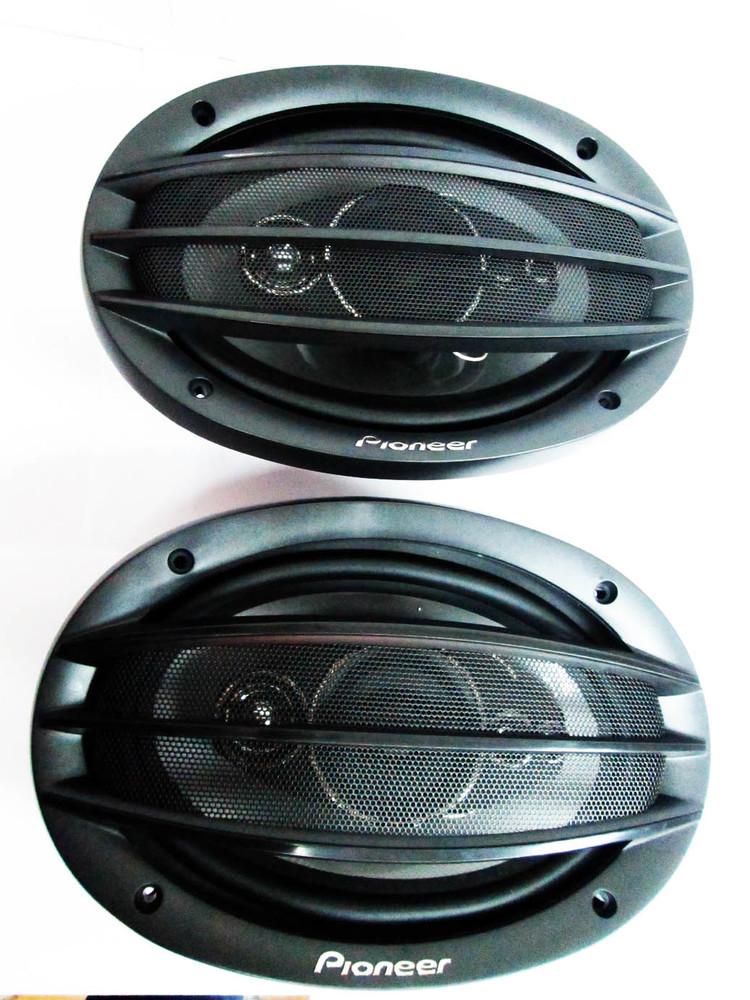 Автомобильная акустика (динамик, овалы) 6х9 pioneer 6994 600w фото №1