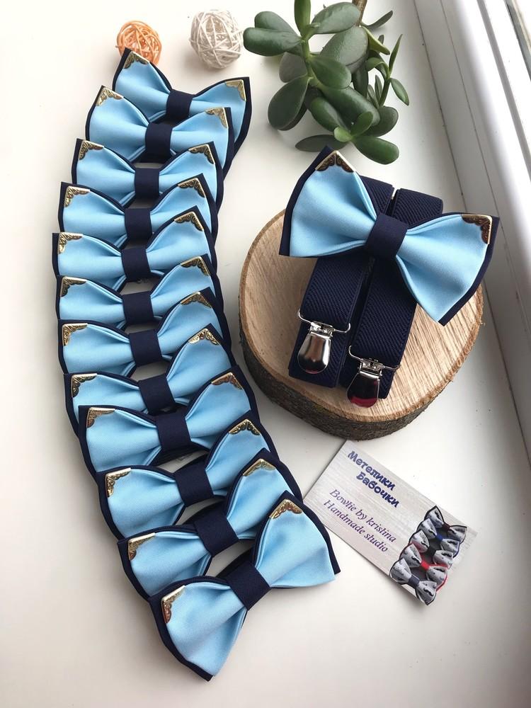 Бабочка галстук  метелик фото №1