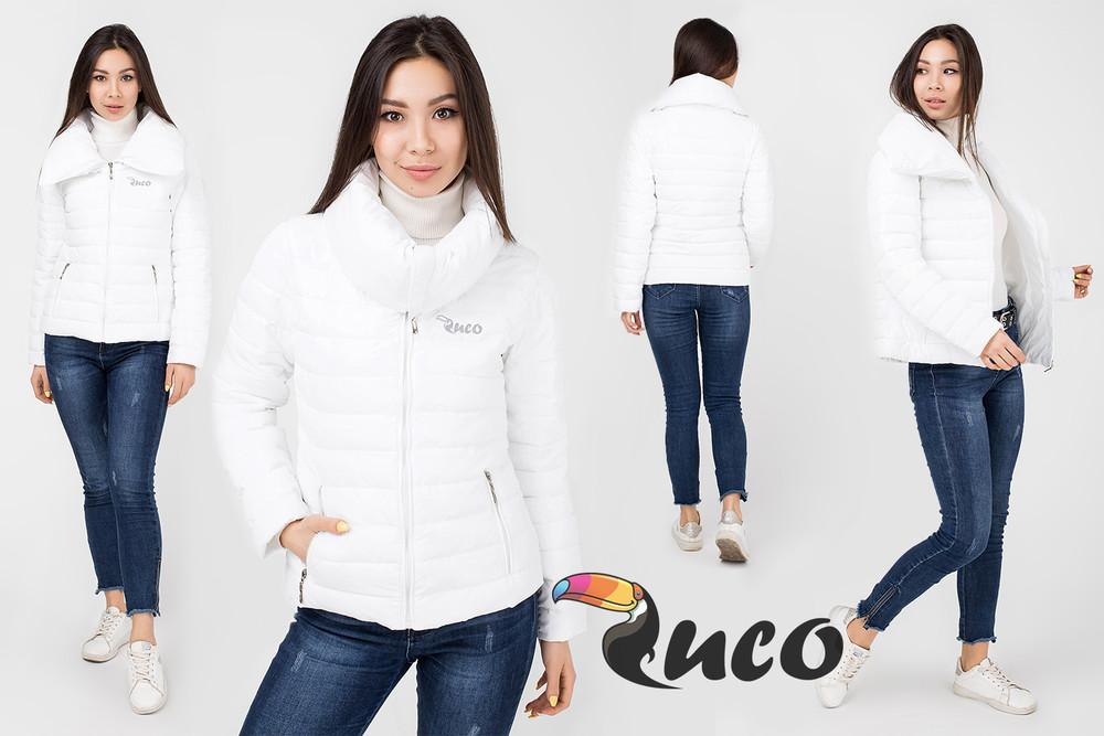 Куртка женская. єко-пух. zuco фото №1