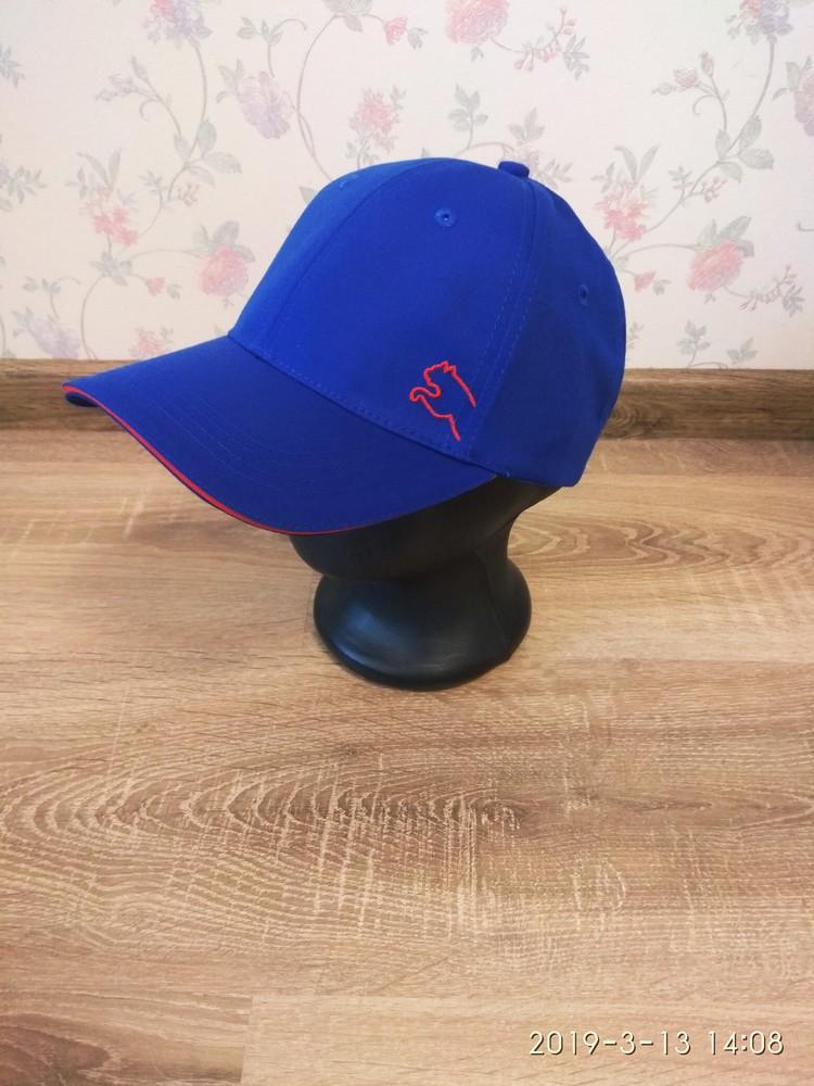 Бейсболка кепка для мужчин фото №1