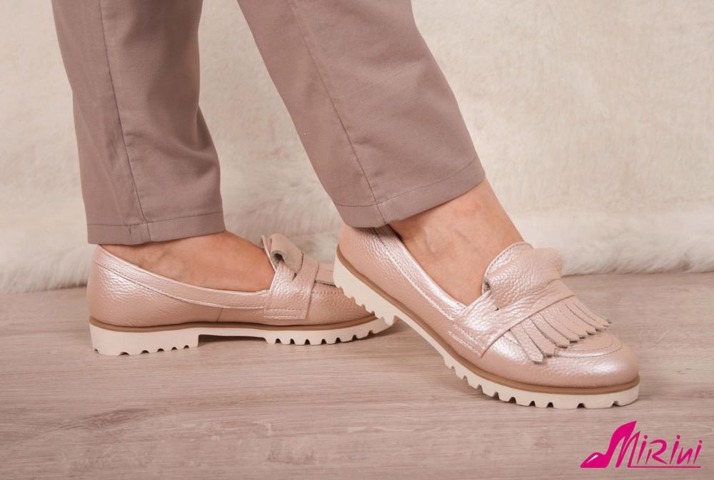 Туфли кожа/замша .  возможны разные цвета . фото №1