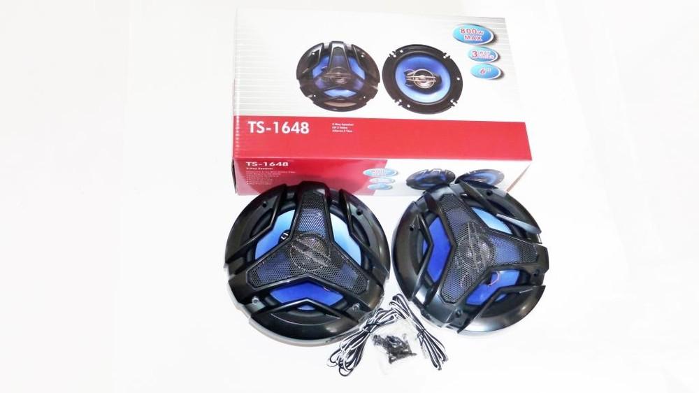 Автомобильная акустика 16 см pioneer ts-1648 800w фото №1