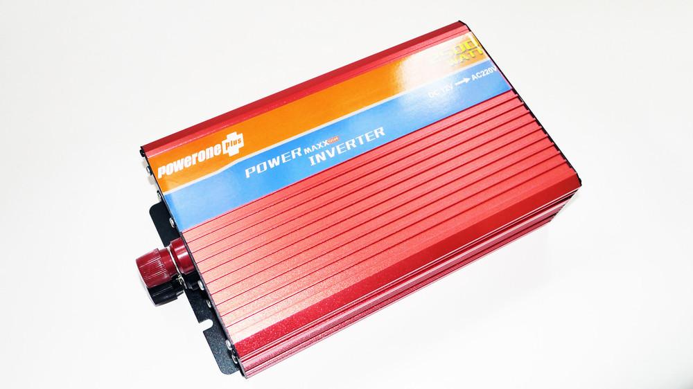 12v-220v 2500w преобразователь авто инвертор с функцией плавного пуска фото №1