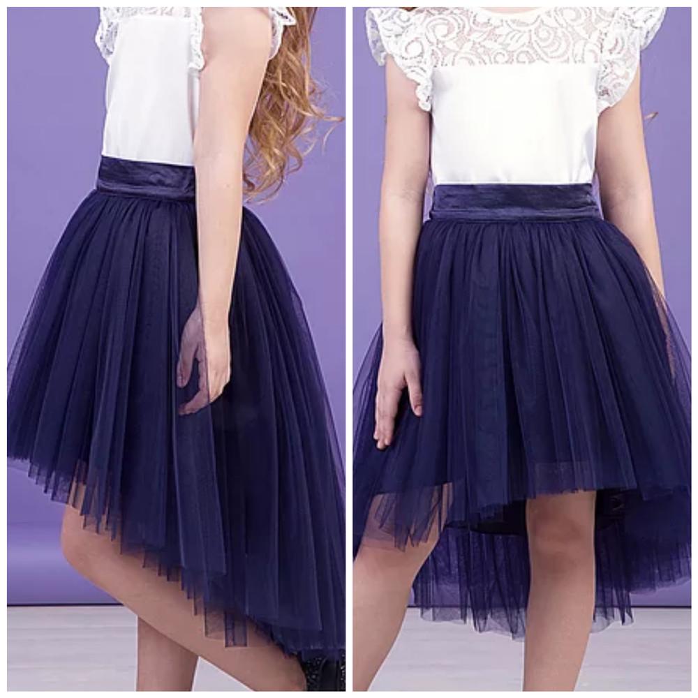 Шикарные юбки для девочек фото №1