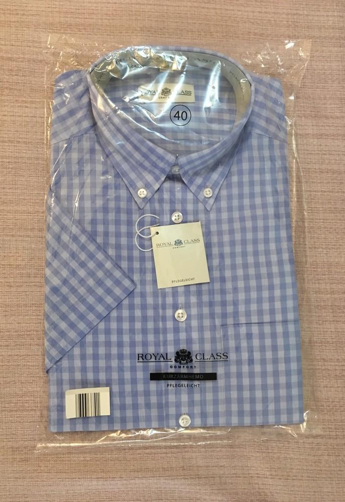 Шикарная летняя рубашка германия фото №1