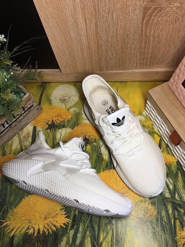 Летние кроссы-чулки под adidas,р.36-41 фото №1