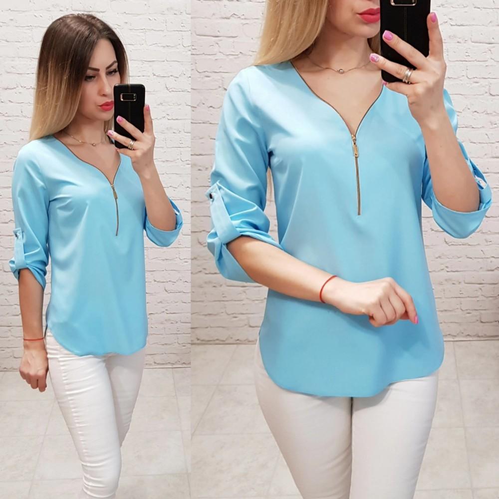 Блузка, кофточка, футболка фото №1