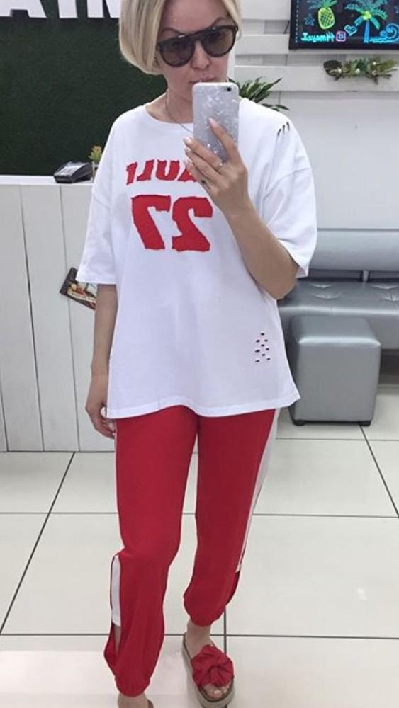 Спортивный штаны легкие фабричный китай в наличии фото №1