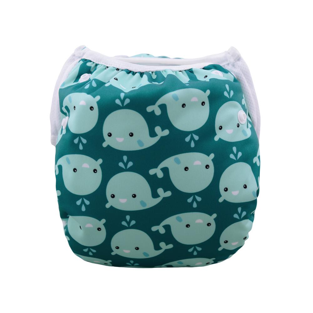 Многоразовый подгузник для плаванья berni фото №1