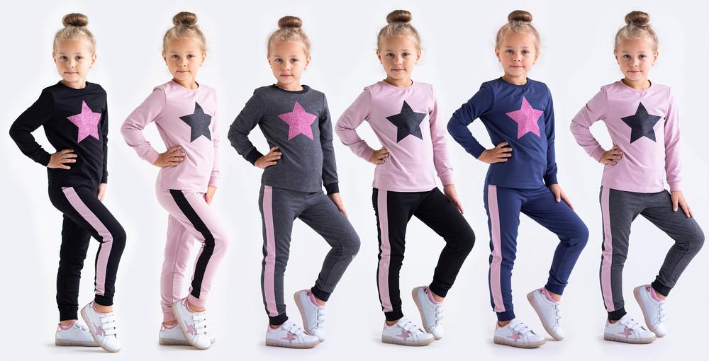Спортивный костюм для девочки. фото №1