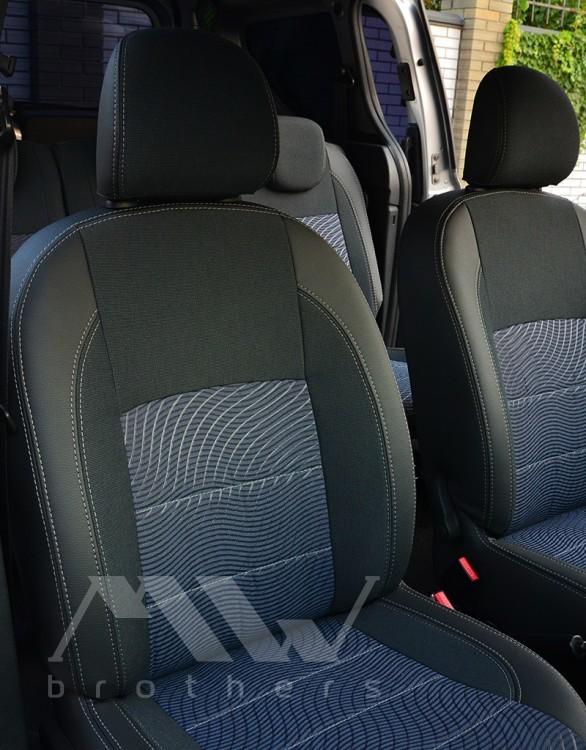 Комфортные чехлы для сидения на renault. фото №1