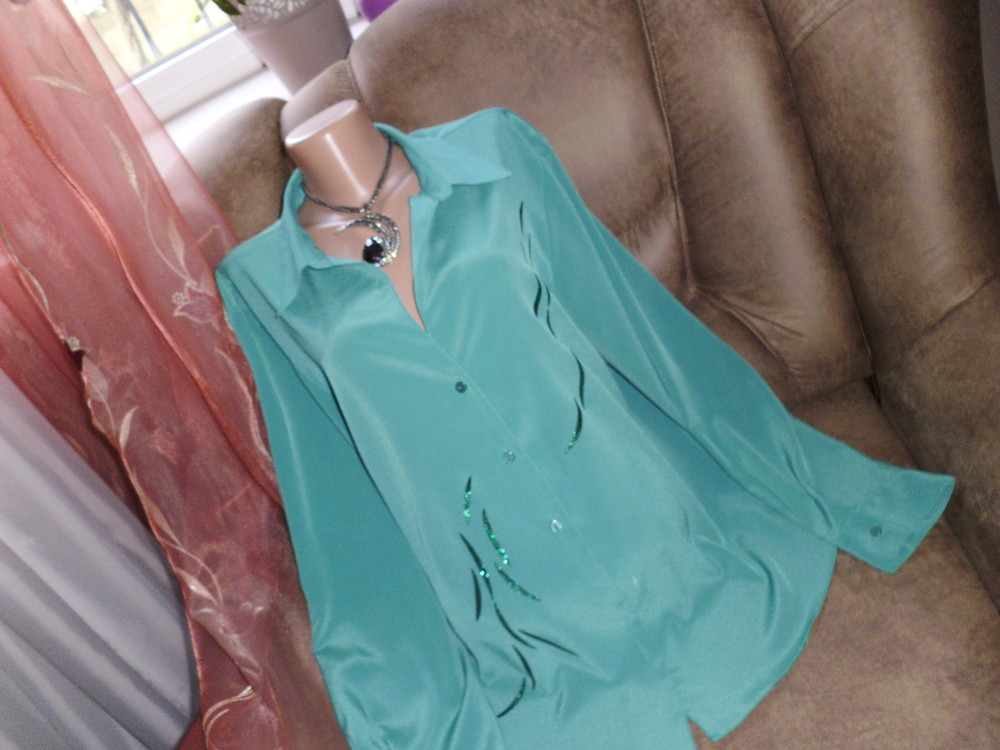 Распродажа! e.w.m  блуза рр 22 полиэстер фото №1