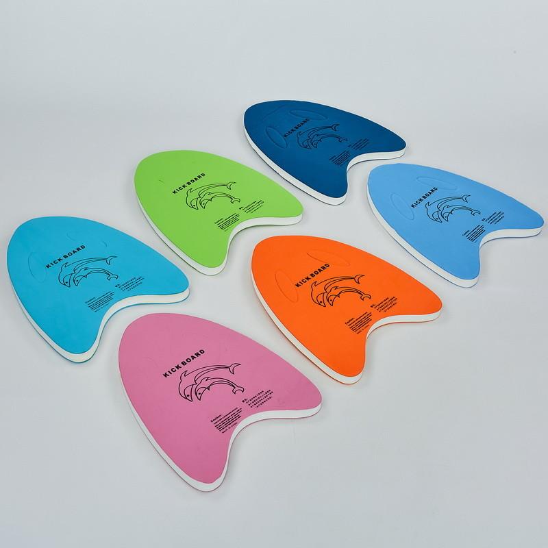 Доска для плавания kick board 0407: eva, размер 40х31,5х3см фото №1