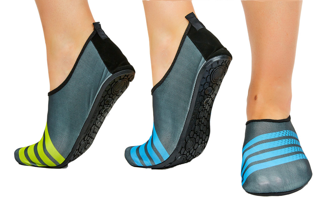 Обувь для спорта и йоги skin shoes 0417: размер 34-45 (2 цвета) фото №1