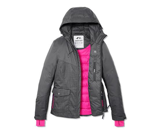 Куртка зимняя женская tcm tchibo термокуртка мембрана фото №1