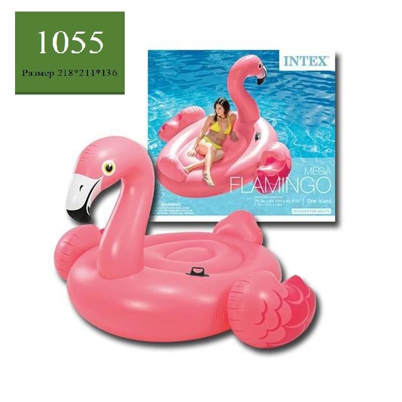 Хит 2019! надувной фламинго, плот единорог фото №1